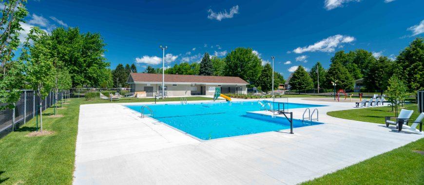 piscines ciel ouvert et plage publique la saison de la baignade dbute ce vendredi et sera bonifie par la nouvelle piscine frigon ville de